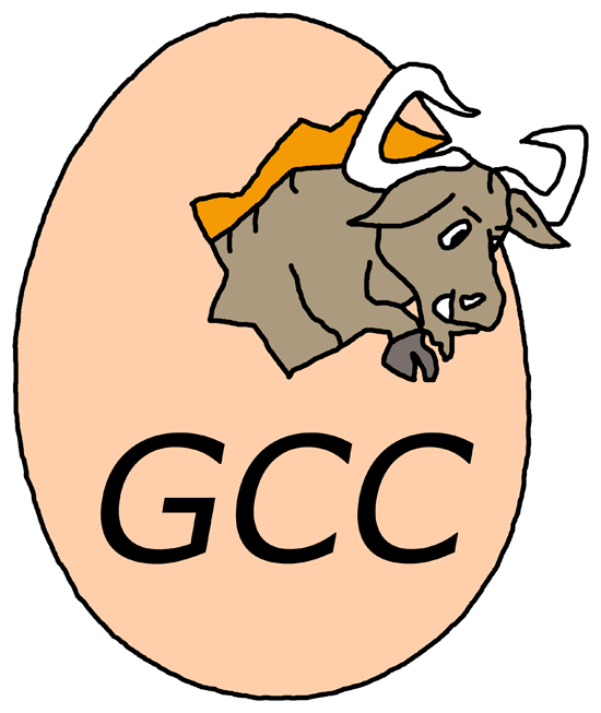 Traced GCC Logo